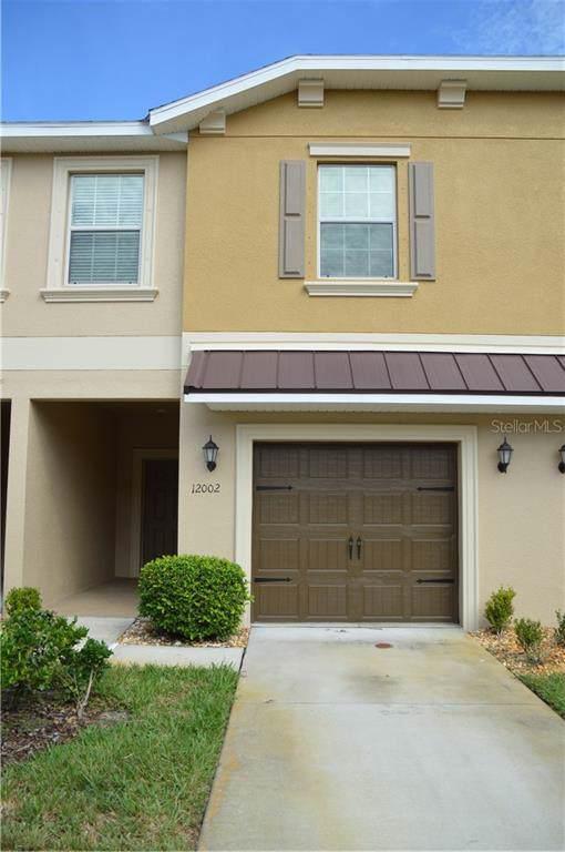 12002 Greengate Drive, Hudson, FL 34669 (MLS #A4449116) :: Cartwright Realty