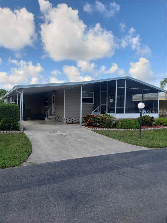 140 Rarotonga Road, North Port, FL 34287 (MLS #A4449385) :: Team Bohannon Keller Williams, Tampa Properties