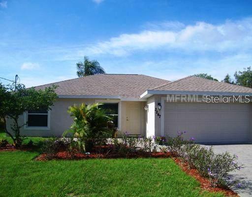 3247 Betty Drive, Sarasota, FL 34232 (MLS #A4450550) :: The Light Team