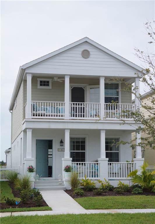 4823 Woodbrook Drive, Sarasota, FL 34243 (MLS #A4451873) :: Griffin Group