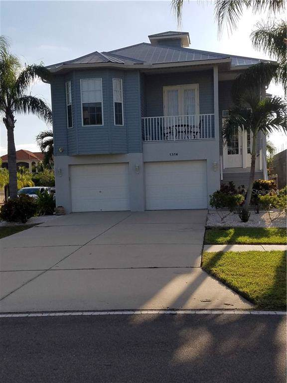 1316 Apollo Beach Boulevard S S, Apollo Beach, FL 33572 (MLS #A4451882) :: 54 Realty