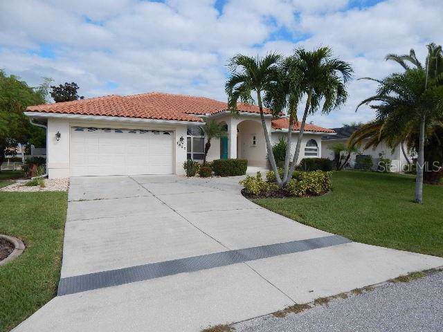 1630 Via Bianca, Punta Gorda, FL 33950 (MLS #A4452076) :: Florida Real Estate Sellers at Keller Williams Realty