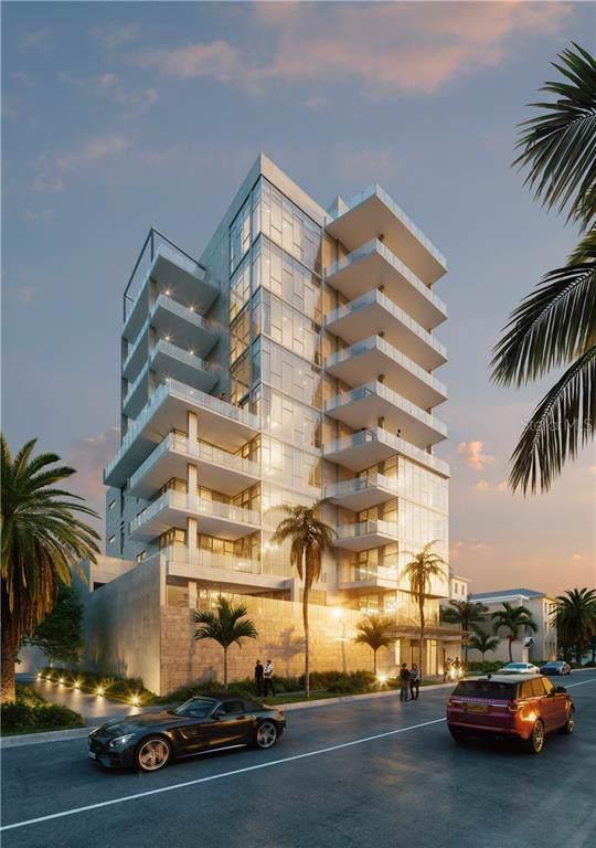 1335 2ND Street Ph7, Sarasota, FL 34236 (MLS #A4452190) :: Zarghami Group