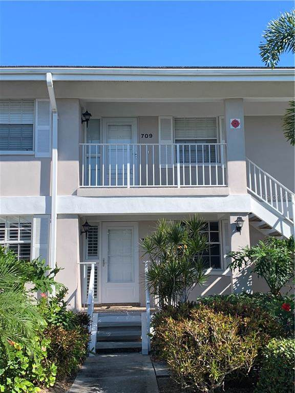 709 Estuary Drive #709, Bradenton, FL 34209 (MLS #A4453182) :: The Duncan Duo Team