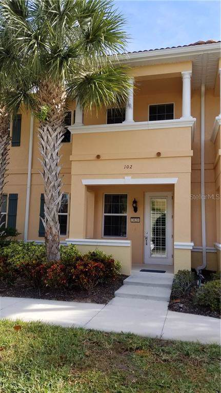 3820 82ND AVENUE Circle E #102, Sarasota, FL 34243 (MLS #A4453501) :: Gate Arty & the Group - Keller Williams Realty Smart