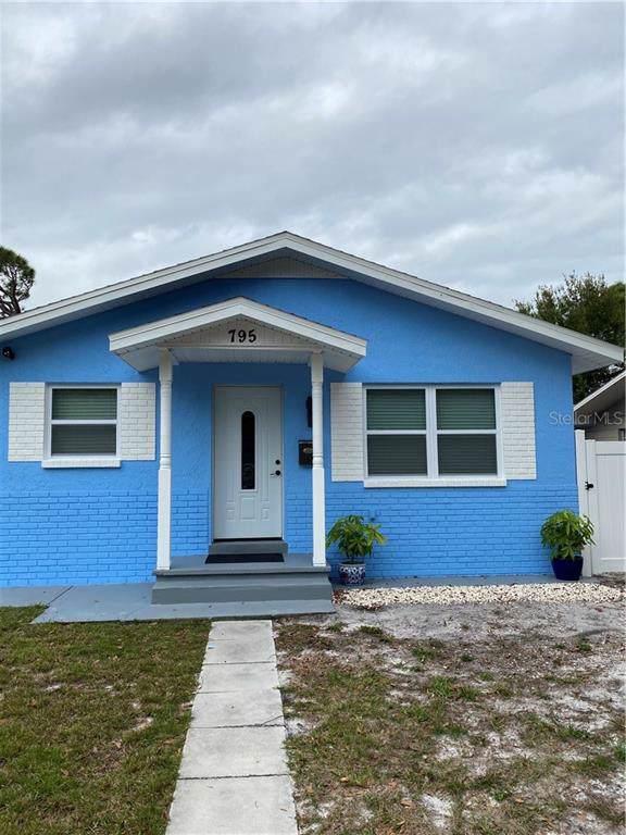 795 86TH Avenue N, St Petersburg, FL 33702 (MLS #A4454770) :: 54 Realty
