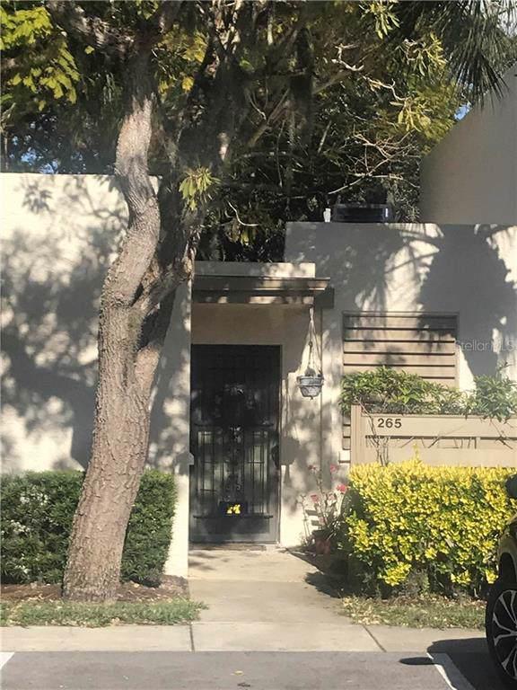 265 Sherwood Drive, Bradenton, FL 34210 (MLS #A4455587) :: Your Florida House Team