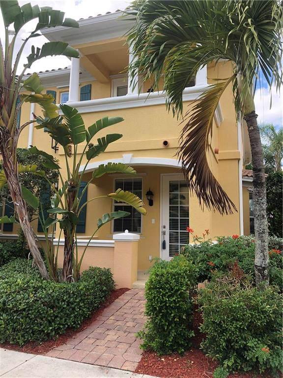 1639 Napoli Drive W, Sarasota, FL 34232 (MLS #A4455945) :: 54 Realty