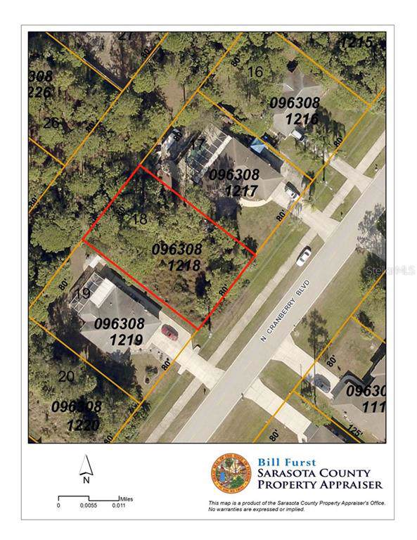 N Cranberry Boulevard, North Port, FL 34286 (MLS #A4456103) :: Armel Real Estate