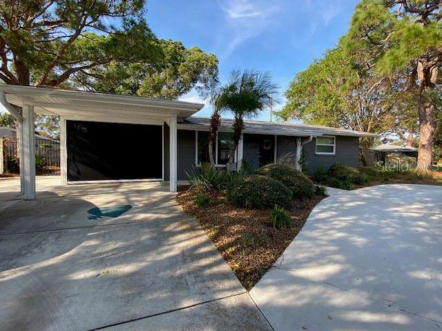 6338 Colonial Drive, Sarasota, FL 34231 (MLS #A4457329) :: Dalton Wade Real Estate Group