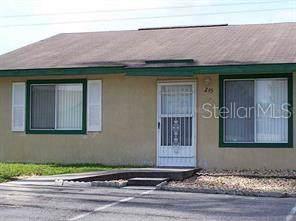 245 Winter Ridge Boulevard #245, Winter Haven, FL 33881 (MLS #A4457864) :: Gate Arty & the Group - Keller Williams Realty Smart