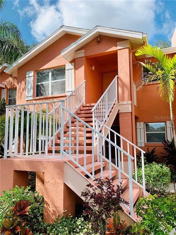 5450 Longwood Run Boulevard #202, Sarasota, FL 34243 (MLS #A4459119) :: The Duncan Duo Team