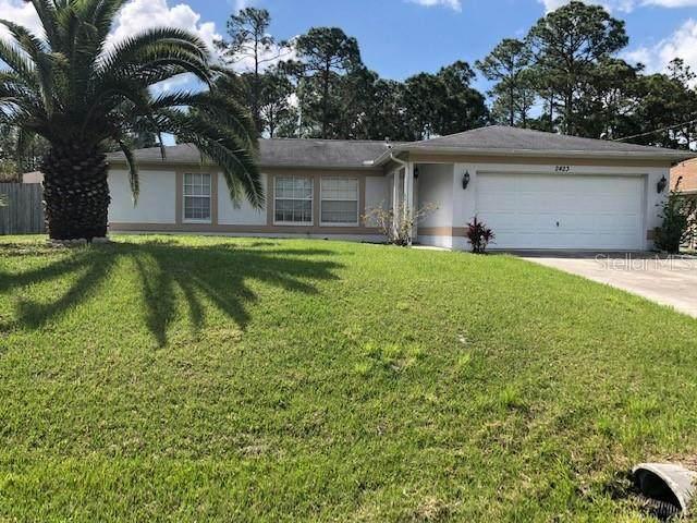 2423 Dongola Street, North Port, FL 34291 (MLS #A4459247) :: Pristine Properties