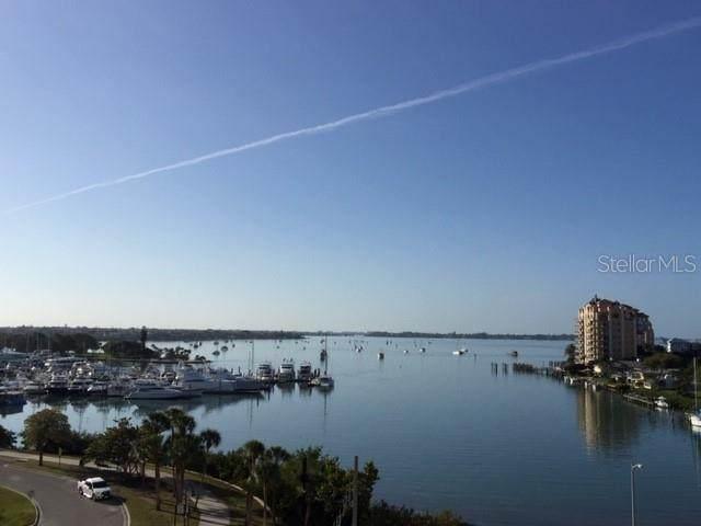 1111 N Gulfstream Avenue 7C, Sarasota, FL 34236 (MLS #A4460311) :: Team Pepka