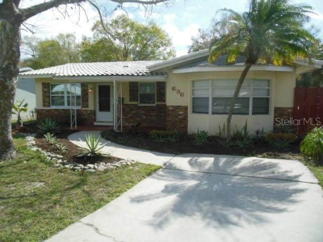 636 Southwest Boulevard N, St Petersburg, FL 33703 (MLS #A4460526) :: Griffin Group
