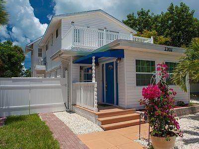 2302 Avenue B, Bradenton Beach, FL 34217 (MLS #A4460796) :: Keller Williams on the Water/Sarasota