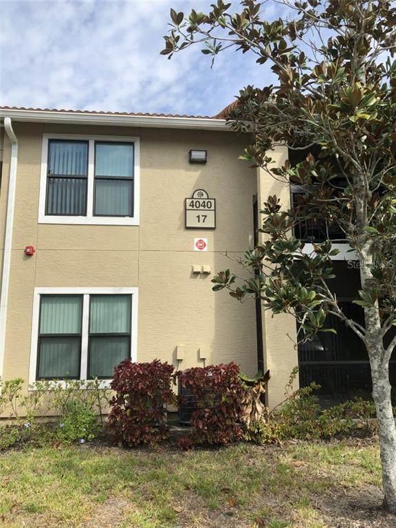 4040 Crockers Lake Boulevard #18, Sarasota, FL 34238 (MLS #A4461071) :: RE/MAX Realtec Group