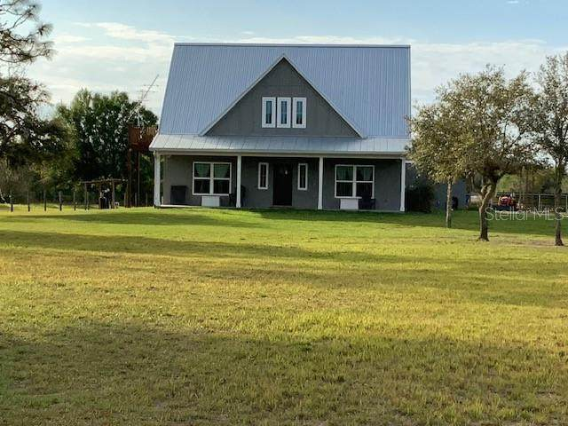 9485 Wauchula Road, Myakka City, FL 34251 (MLS #A4461288) :: Mark and Joni Coulter | Better Homes and Gardens