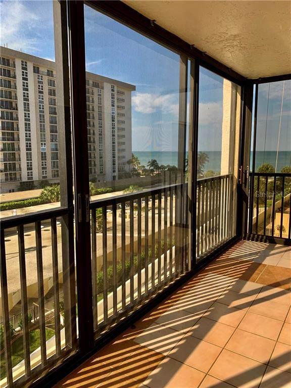 1102 Benjamin Franklin Drive #512, Sarasota, FL 34236 (MLS #A4463390) :: Sarasota Home Specialists