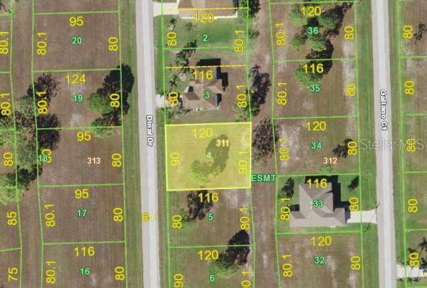 16056 Dinal Drive, Punta Gorda, FL 33955 (MLS #A4463486) :: Team Bohannon Keller Williams, Tampa Properties