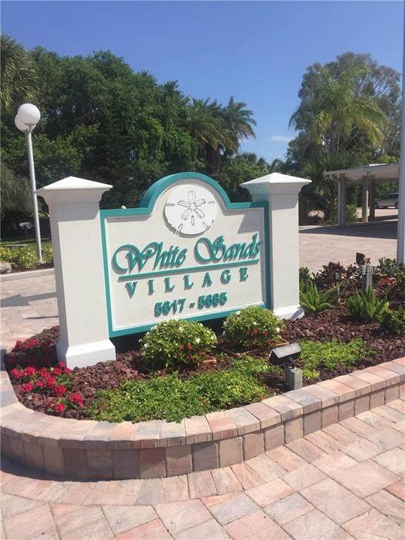 5625 Midnight Pass Road #606, Sarasota, FL 34242 (MLS #A4464638) :: Sarasota Home Specialists