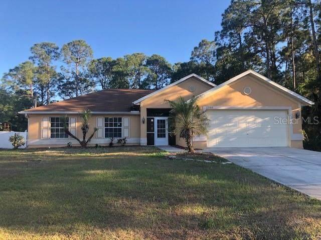 1755 Joshua Avenue, North Port, FL 34288 (MLS #A4464929) :: Team Bohannon Keller Williams, Tampa Properties