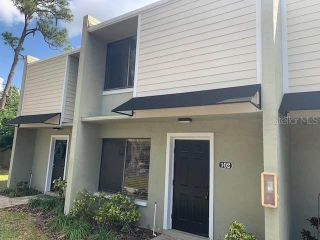 4911 25TH Street W #102, Bradenton, FL 34207 (MLS #A4466882) :: Team Bohannon Keller Williams, Tampa Properties