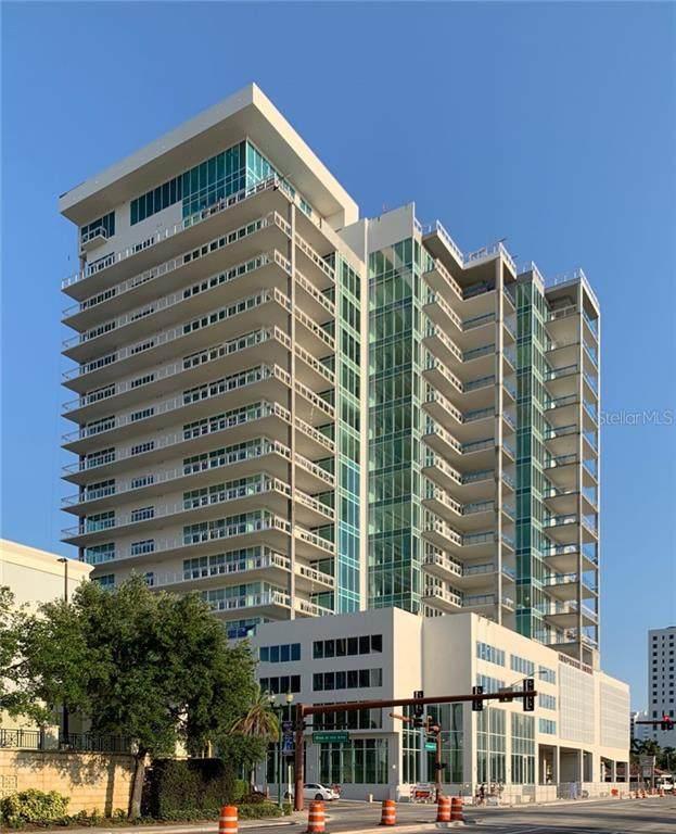 540 N Tamiami Trail #804, Sarasota, FL 34236 (MLS #A4467479) :: Alpha Equity Team