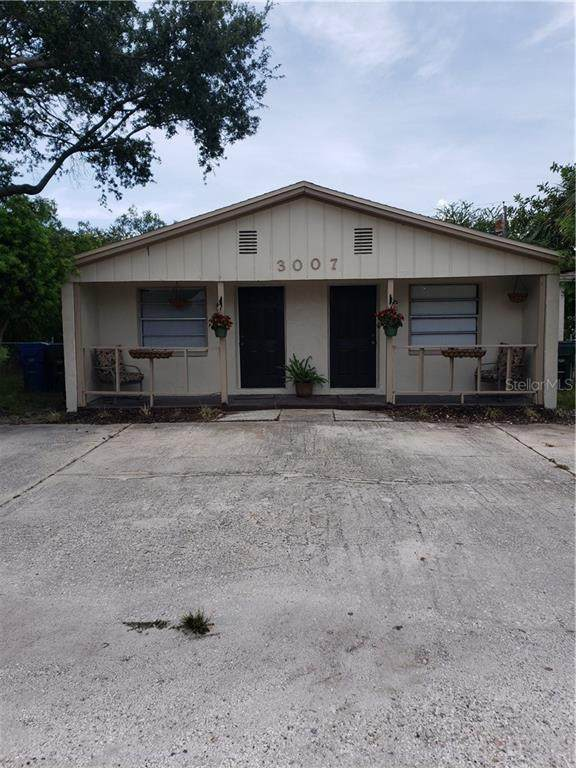 3007 Willow Avenue A & B, Largo, FL 33771 (MLS #A4468429) :: Medway Realty