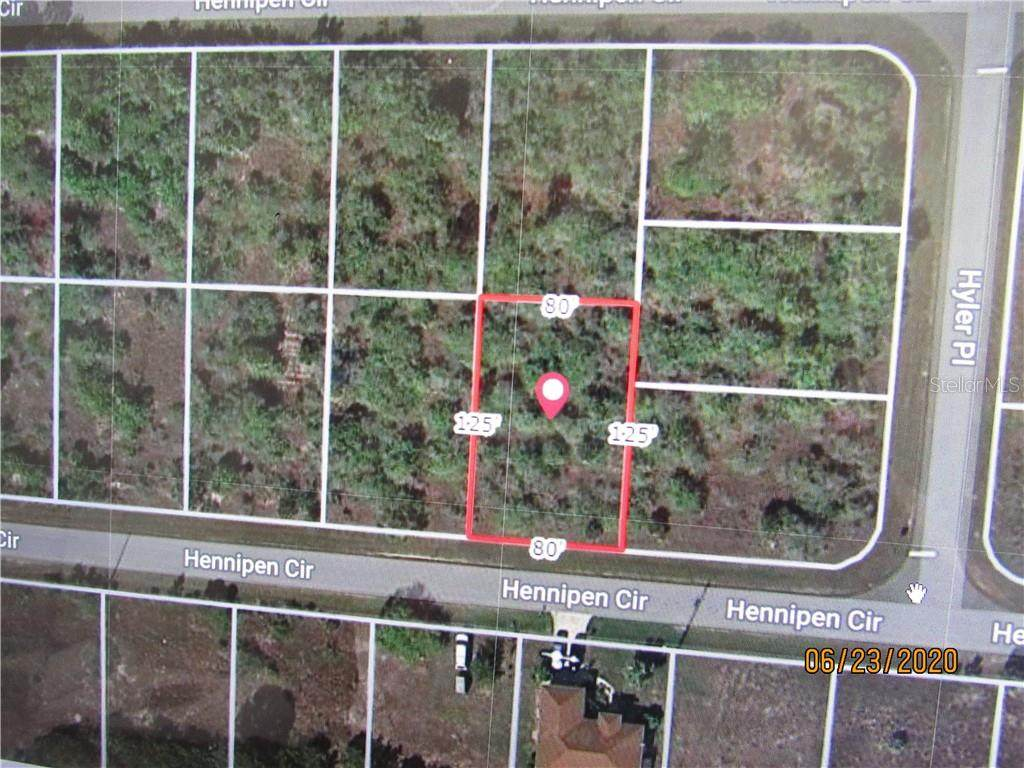 15417 Hennipen Circle - Photo 1