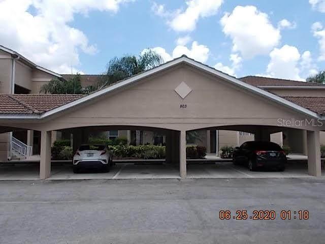 803 Fairwaycove Lane #206, Bradenton, FL 34212 (MLS #A4470596) :: Homepride Realty Services