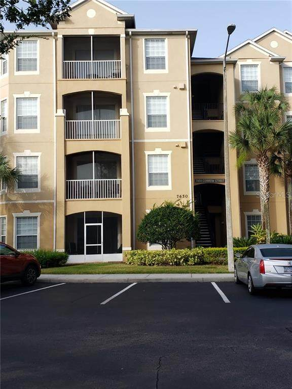 7650 Comrow Street #302, Kissimmee, FL 34747 (MLS #A4470899) :: Alpha Equity Team