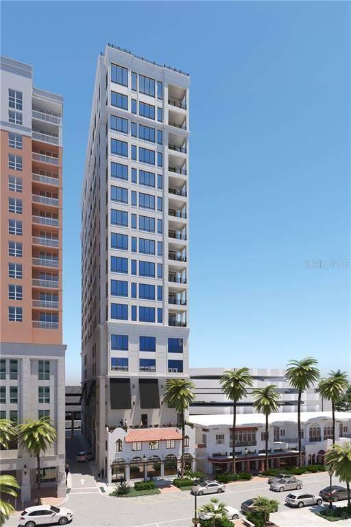 33 S Palm Avenue #0902, Sarasota, FL 34236 (MLS #A4471118) :: Delta Realty Int