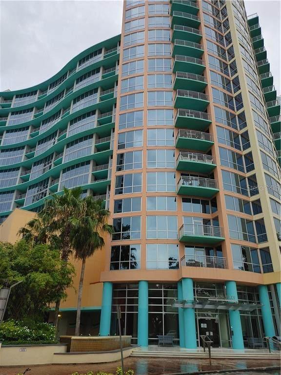 322 E Central Boulevard #813, Orlando, FL 32801 (MLS #A4471429) :: The Duncan Duo Team