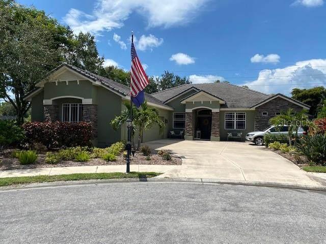 5396 Anthony Lane, Sarasota, FL 34233 (MLS #A4473907) :: GO Realty