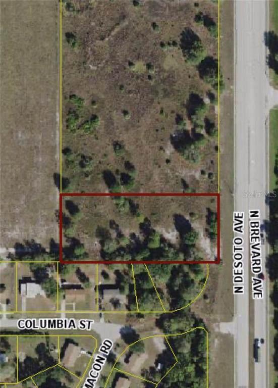 N Desoto Avenue, Arcadia, FL 34266 (MLS #A4476033) :: Zarghami Group