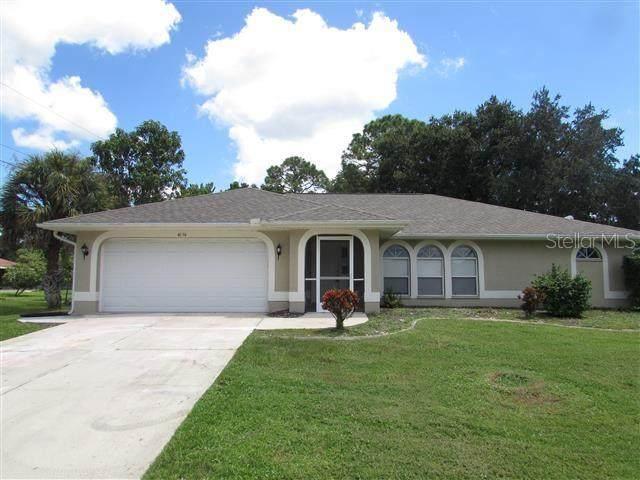 4094 Blueridge Street, North Port, FL 34287 (MLS #A4477145) :: Rabell Realty Group