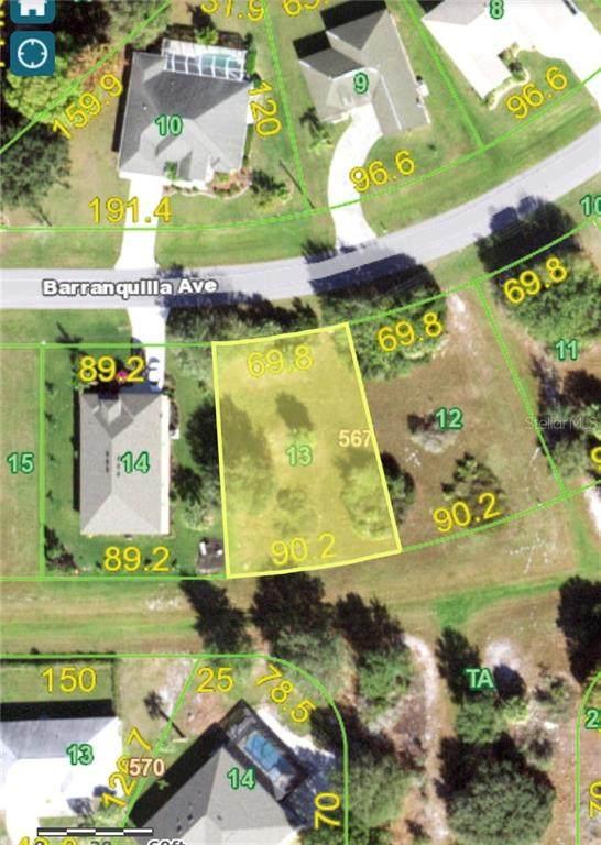 17541 Lockhart Court, Punta Gorda, FL 33955 (MLS #A4477509) :: Bustamante Real Estate