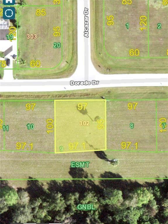 25191 Doredo Drive, Punta Gorda, FL 33955 (MLS #A4477527) :: Team Borham at Keller Williams Realty