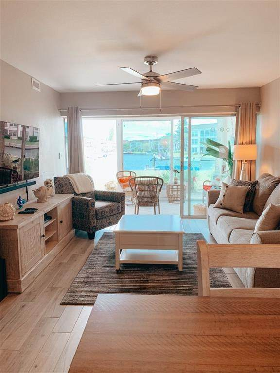 4340 Falmouth Drive #104, Longboat Key, FL 34228 (MLS #A4478627) :: McConnell and Associates