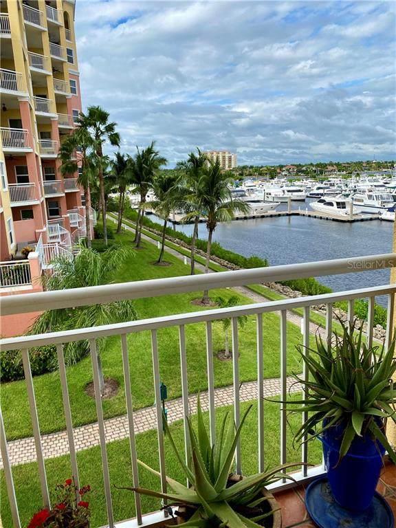 610 Riviera Dunes Way #201, Palmetto, FL 34221 (MLS #A4478658) :: BuySellLiveFlorida.com