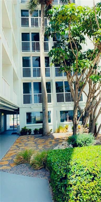 5200 Gulf Drive #305, Holmes Beach, FL 34217 (MLS #A4478865) :: Team Buky