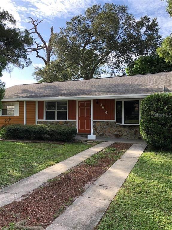 2646 Sydelle Street, Sarasota, FL 34237 (MLS #A4479048) :: Burwell Real Estate