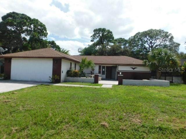 3100 Chestnut Road, Venice, FL 34293 (MLS #A4479515) :: Team Bohannon Keller Williams, Tampa Properties