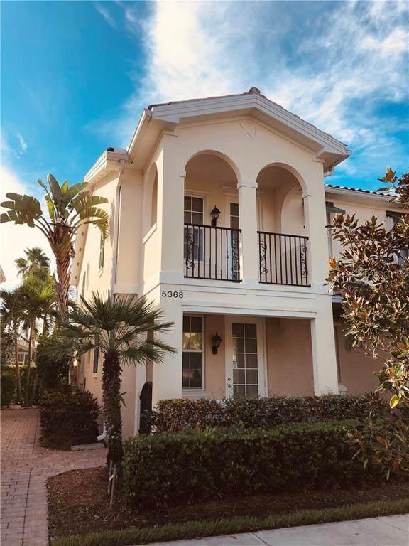 5368 Eliseo Street, Sarasota, FL 34238 (MLS #A4481423) :: Keller Williams Realty Peace River Partners