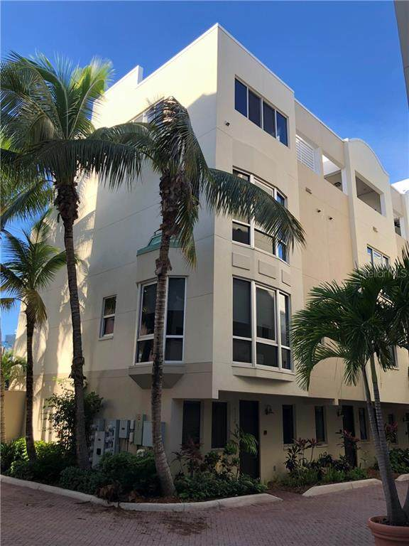 235 Cocoanut Avenue 113C, Sarasota, FL 34236 (MLS #A4481758) :: Frankenstein Home Team