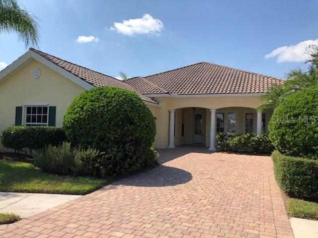 8667 Dolce Lane, Sarasota, FL 34238 (MLS #A4481898) :: Key Classic Realty