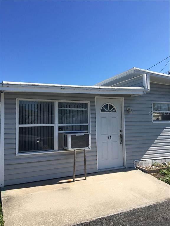 10315 Cortez Road W 64-4, Bradenton, FL 34210 (MLS #A4482600) :: Dalton Wade Real Estate Group