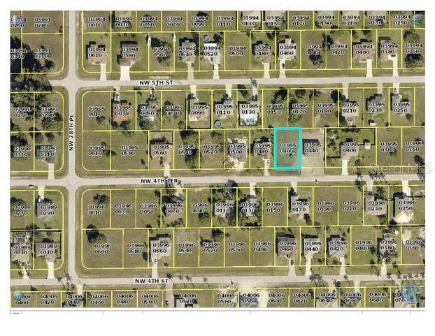 2729 NW 4TH Terrace, Cape Coral, FL 33993 (MLS #A4483422) :: Premier Home Experts
