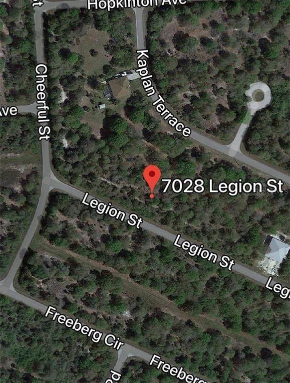 7028 Legion Street, Port Charlotte, FL 33981 (MLS #A4484336) :: Delgado Home Team at Keller Williams